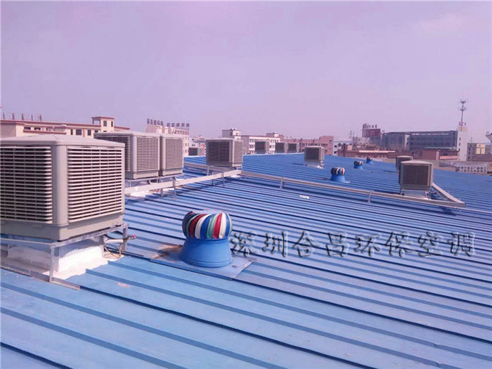润东方环保空调主机