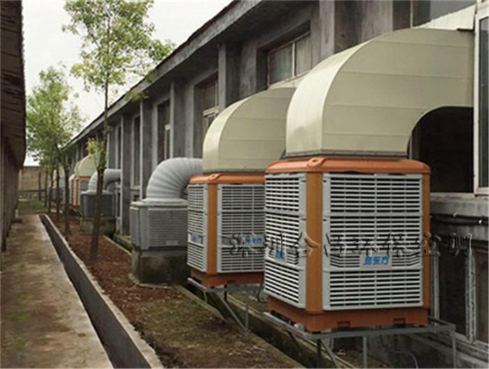 养猪场降温通风工程